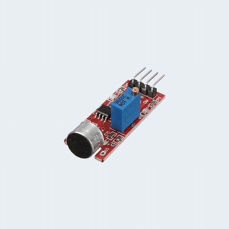 Microphone Sensor - Sound Detection Module for Arduino