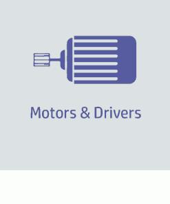 Motors & Drivers