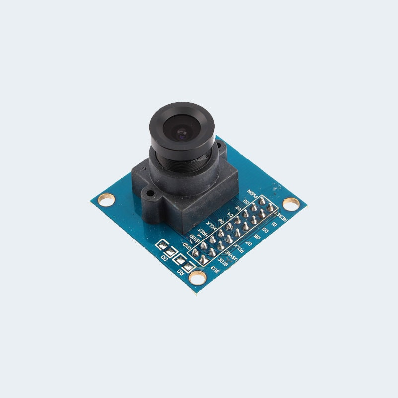 Camera module for Arduino OV7670